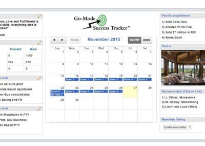 Web based Time Management Tracker