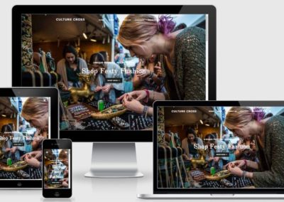 E-commerce Website Design and Development for Jewelry Business