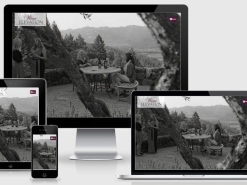 WordPress Website for Winery Business