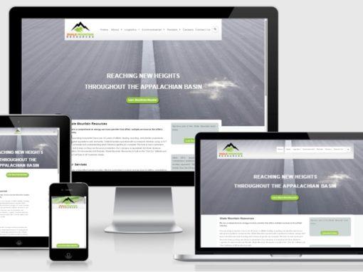 WordPress website for Energy Services and Logistic Company