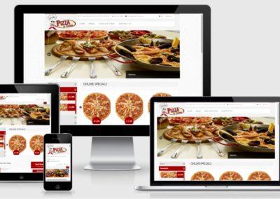 WordPress Website Design and Development for Restaurant Business