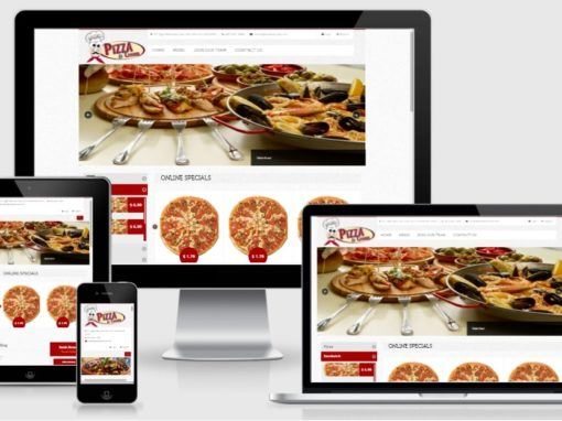 WordPress Website Design and Development for Restaurant Business